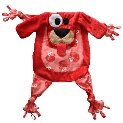 Red Puppy with Elmo Tummy (Puppy 10)