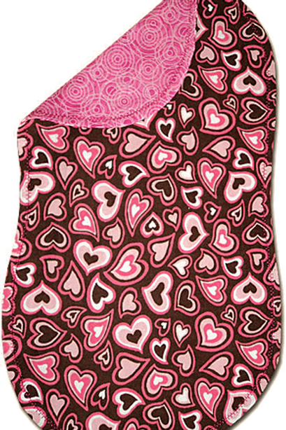 Brown Heart Spittie (G60)