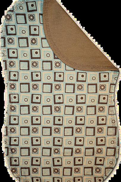 Blue Square Spittie (B33)