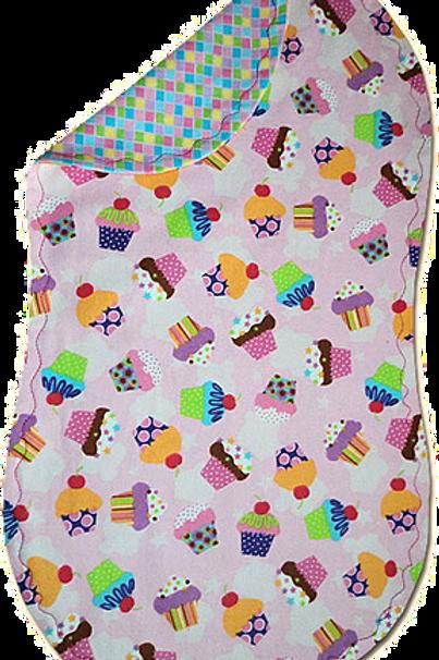 Pink Cupcake Spittie (G59)