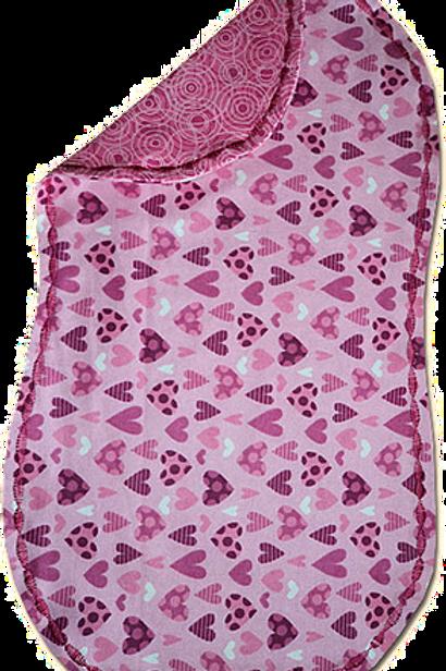 Pink Heart Spittie (G61)