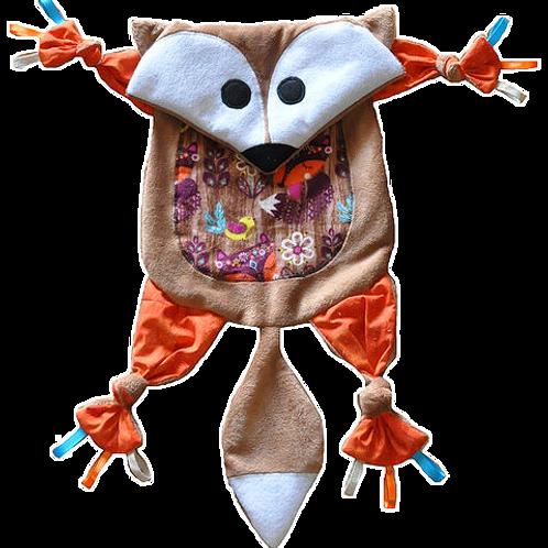 Tan Fox with Jeweled Tummy (Fox 5)