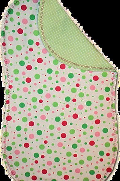 White Polka Dot Spittie (G29)