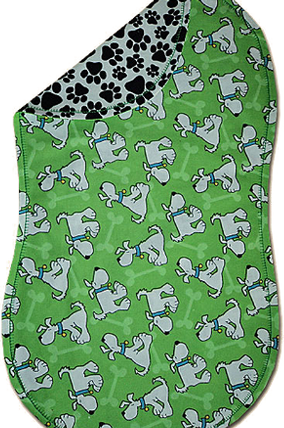 Lime Green Doggy Spittie (B62)
