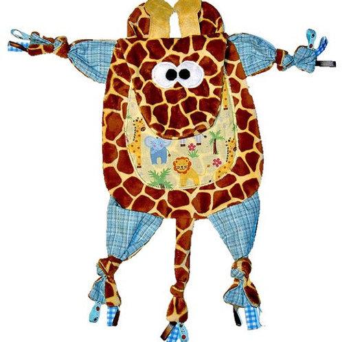 Tan Giraffe with Safari Tummy (Giraffe 3)