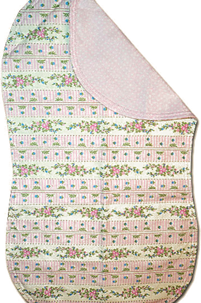 Floral Striped Spittie (G38)
