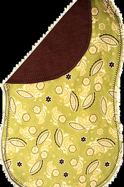Green Floral Spittie (G6)