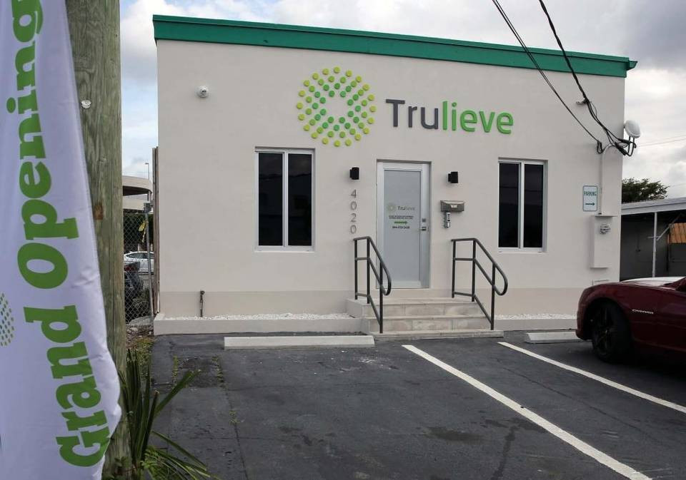 Trulieve marijuana dispensary opens in Tampa