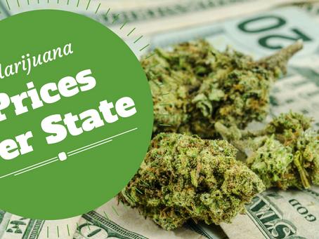Marijuana Prices by State | Florida Marijuana Prices