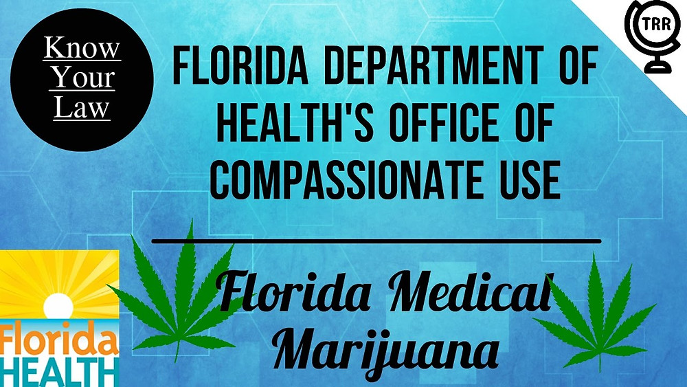 Florida Office Of Medical Marijuana Use - Tampa