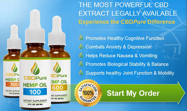 CBD Oil for Sale | CBD Pure