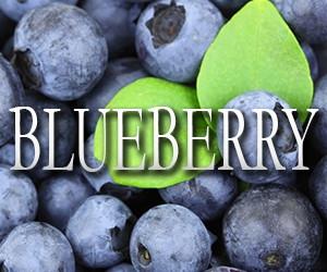 THC Oil - Blueberry