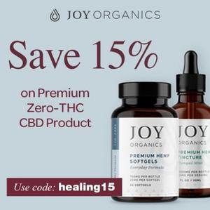 Joy Organics CBD oil for Autism