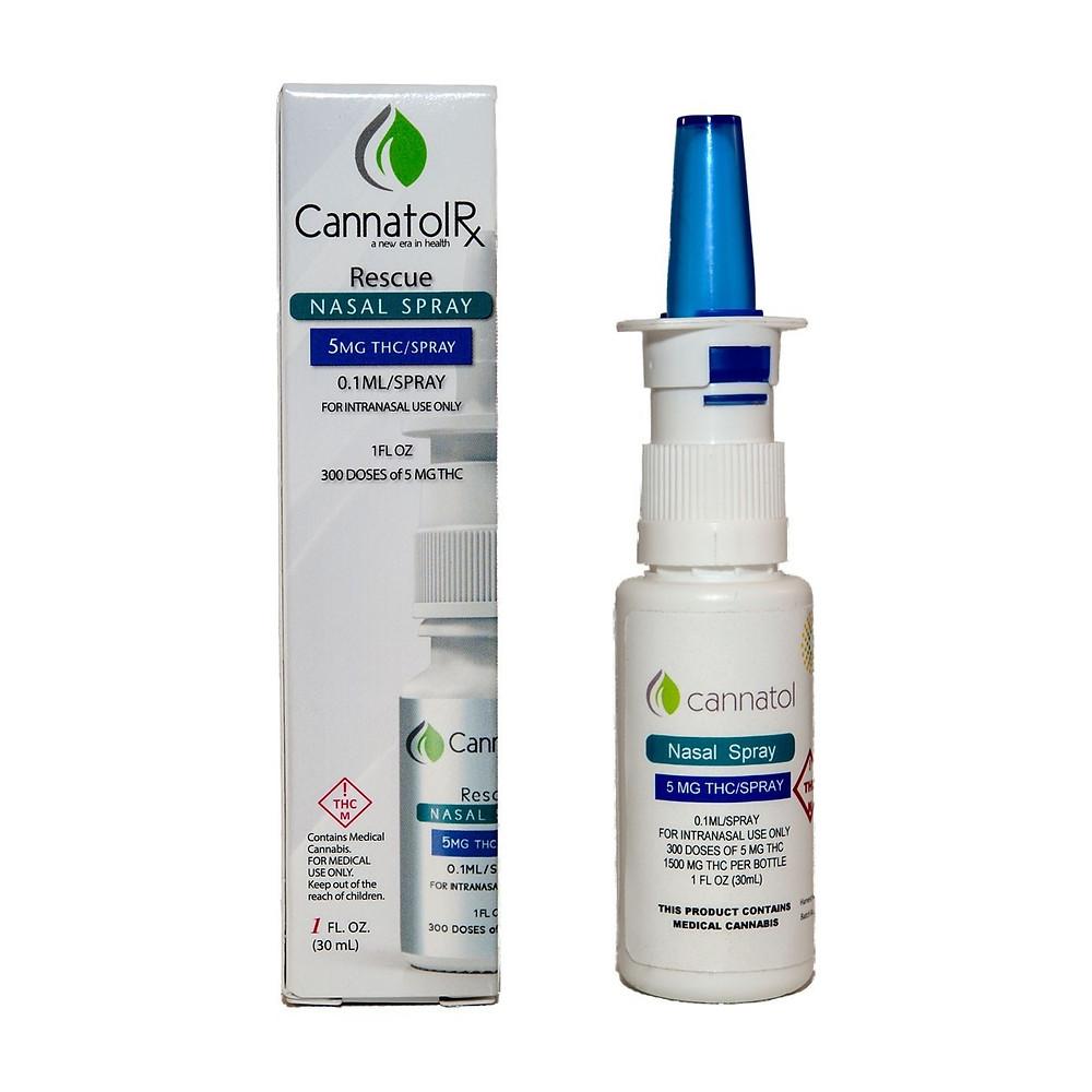 CBD nasal sprays for seizures