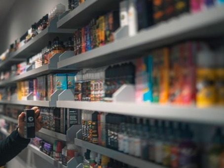10 Reasons Why You Should Buy Vape Juice from the Store near You