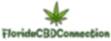 CBD oil Florida | Florda CBD Connection brand logo