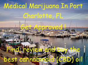 Medical marijuana in Port Charlotte - CBD Oil
