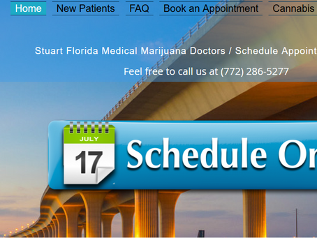 Apply for you're Florida Medical Marijuana Cards now