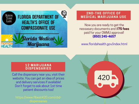 Delays in Approving Medical Marijuana Patients in Florida