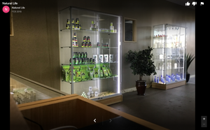 Natural Life CBD Store in Tallahassee, FL