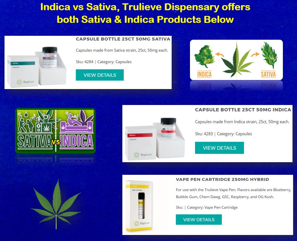 Indica vs Sativa - FLBest420