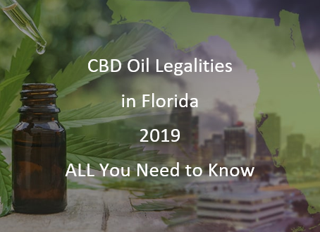 CBD oil in Jacksonville Florida [ Legalities and Where to Buy ]