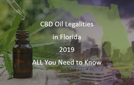 Is CBD oil legal in Jacksonville, FL?