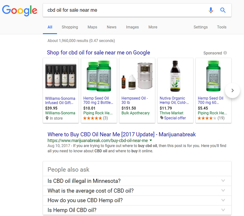 buy cbd oil - florida