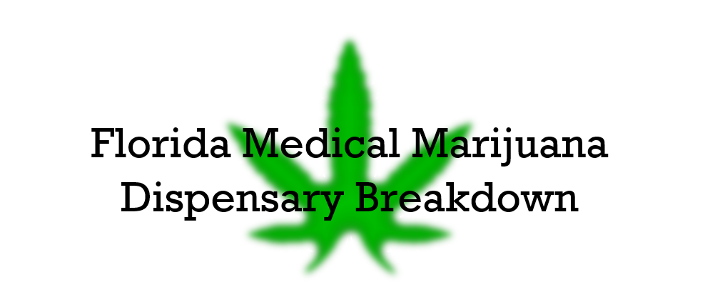 Florida medical marijuana dispensaries - Locations, products