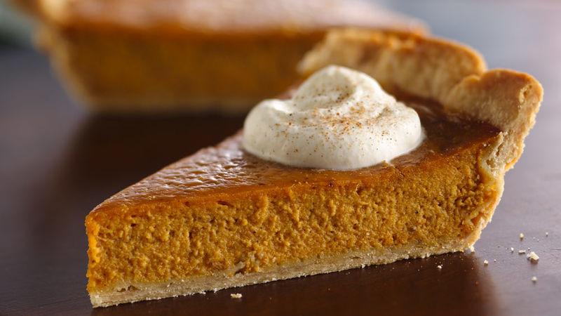 Marijuana oil infused pumpkin pie