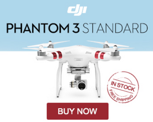 DJI Phantom 3 Camera Drone