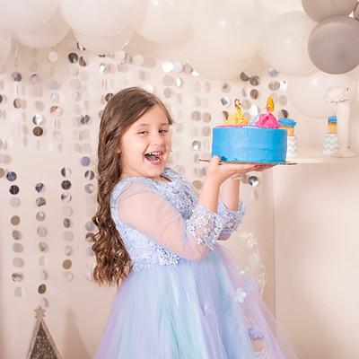 Fiona's 6th Birthday