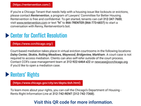 Know Your Rights: Evitctions & Lockouts