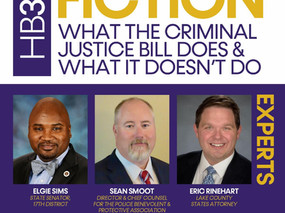 Fact vs Fiction: What the Criminal Justice Bill Does & Doesn't Do Zoom Event
