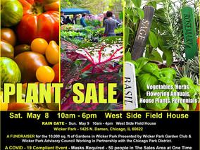 Wicker Park Plant Sale Fundraiser