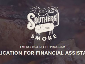 Southern Smoke Foundation Providing Assistance to Unemployed Restaurant/Bar Workers