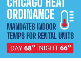 Chicago Heat Ordinance
