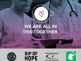Help LSCC & Participating Coffee Shops Show Love to Local Health Workers by Donating