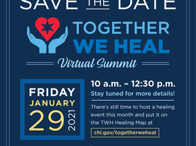 Together We Heal Virtual Summit
