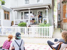 Sign Up for Porch Fest!