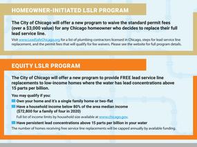 Lead Service Line Replacement Program