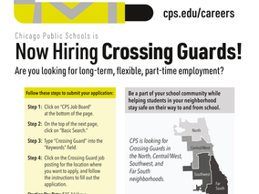 Now Hiring Crossing Guards!