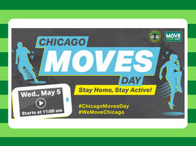 Chicago Moves Day is on May 5th!