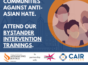 Bystander Intervention Training from Asian Americans Advancing Justice