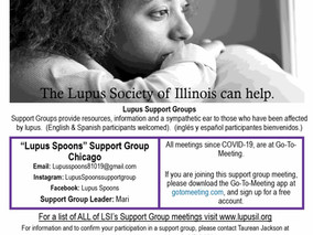 """""""Lupus Spoons"""" Support Group"""