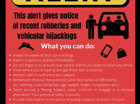 14th Police District Community Alert