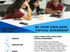 Be Your Own Boss Virtual Internship