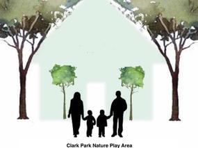 Clark Park Nature Play Area Open House