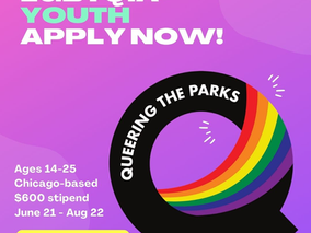 Queering the Parks Looking for New Members