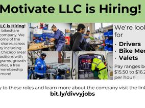 Motivate LLC is Hiring!